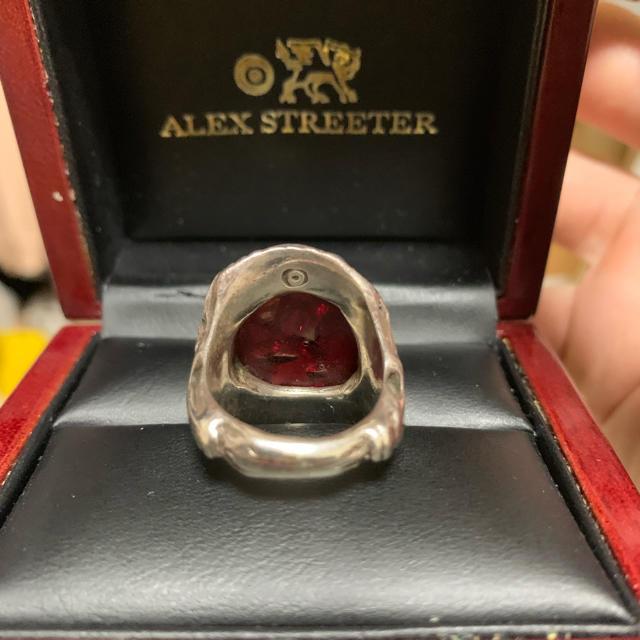 LONE ONES(ロンワンズ)のアレックスストリーター メンズのアクセサリー(リング(指輪))の商品写真