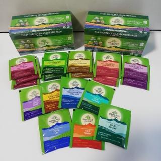 【専用】organic india トゥルシーティーセット(茶)