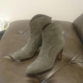 UNITED ARROWS - 【新品】ユナイテッドアローズ  ブーティ  靴