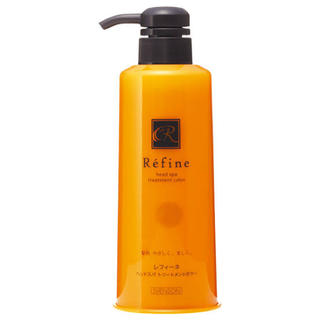 レフィーネ(Refine)のレフィーネ ヘッドスパ トリートメントカラー ポンプ型(白髪染め)