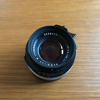 ライカ(LEICA)のSummilux 35mm f1.4 ズミルックス pre asph 点検済み(レンズ(単焦点))
