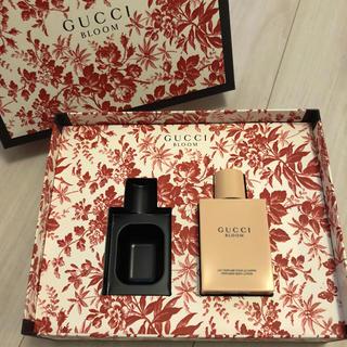 グッチ(Gucci)のGUCCI ブルーム ボディローション 香水 未使用(ボディローション/ミルク)