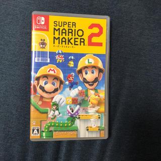 ニンテンドースイッチ(Nintendo Switch)のマリオメーカー2 Switch(携帯用ゲームソフト)
