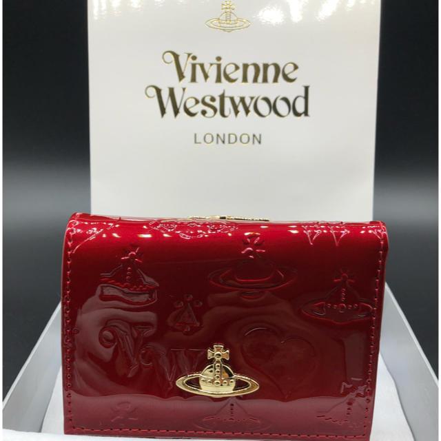 腕 時計 メンズ ブレゲ スーパー コピー - Vivienne Westwood - 【新品・正規品】ヴィヴィアンウエストウッド 折り財布 がま口 赤 エナメルの通販 by NY's shop|ヴィヴィアンウエストウッドならラクマ