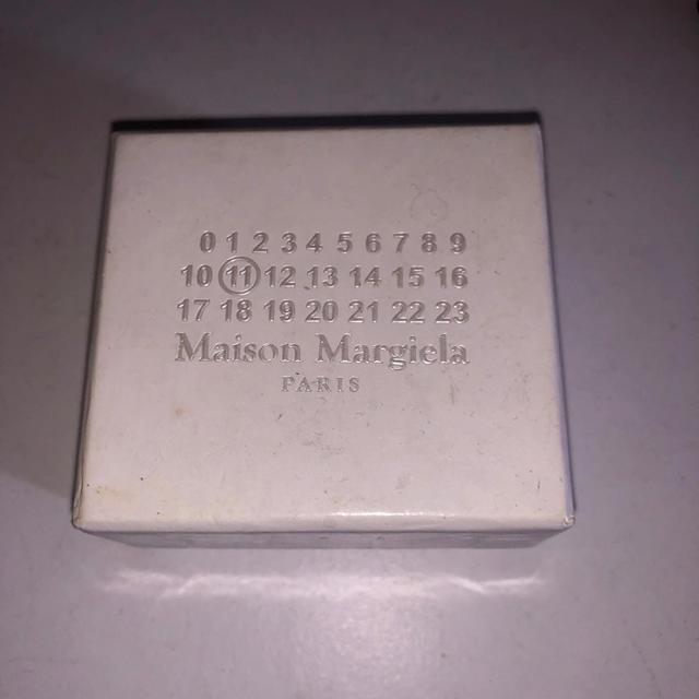 Maison Martin Margiela(マルタンマルジェラ)のマルジェラ シグネットリング メンズのアクセサリー(リング(指輪))の商品写真