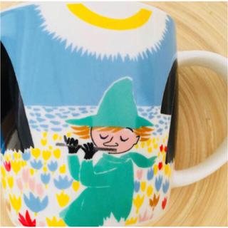 アフタヌーンティー(AfternoonTea)のムーミン 缶入りマグカップ(キャラクターグッズ)