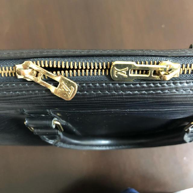 LOUIS VUITTON(ルイヴィトン)のルイヴィトン エピ ビジネスバッグ ヴォワヤージュ 黒 メンズのバッグ(ビジネスバッグ)の商品写真