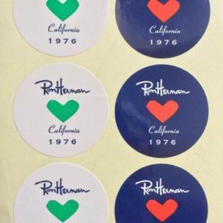 ロンハーマン(Ron Herman)のRon Herman ロンハーマン ステッカー 色選択可 送料無料(シール)