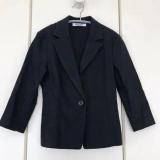 ナチュラルビューティーベーシック(NATURAL BEAUTY BASIC)のスーツ 春夏 ネイビー(スーツ)