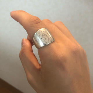 ヴィンテージ シルバーリング(リング(指輪))