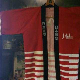 ジャル(ニホンコウクウ)(JAL(日本航空))のお祭りに着るはんてん。(その他)
