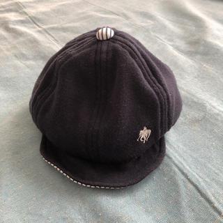 ポロラルフローレン(POLO RALPH LAUREN)の【POLO baby】キャスケット 帽子 キャップ 44㎝(帽子)