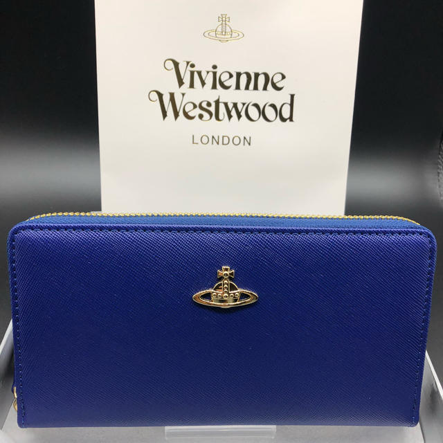 Vivienne Westwood - 【新品・正規品】ヴィヴィアンウエストウッド 長財布 306 青の通販 by NY's shop|ヴィヴィアンウエストウッドならラクマ