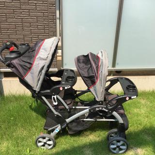 ベビートレンド(Baby Trend)の二人乗りベビーカー ベビートレンド sit n'stand(ベビーカー/バギー)