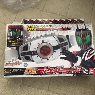 バンダイ(BANDAI)のDXディケイドドライバー 仮面ライダー 変身ベルト(特撮)