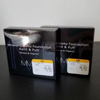 エムアイエムシー(MiMC)のMiMC クリームファンデーション 103 単品(ファンデーション)