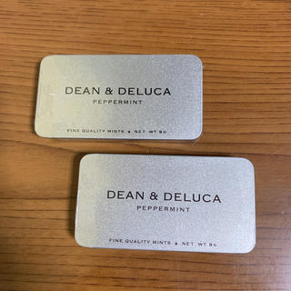 DEAN & DELUCA - DEAN&DELUCA ペパーミント 2個