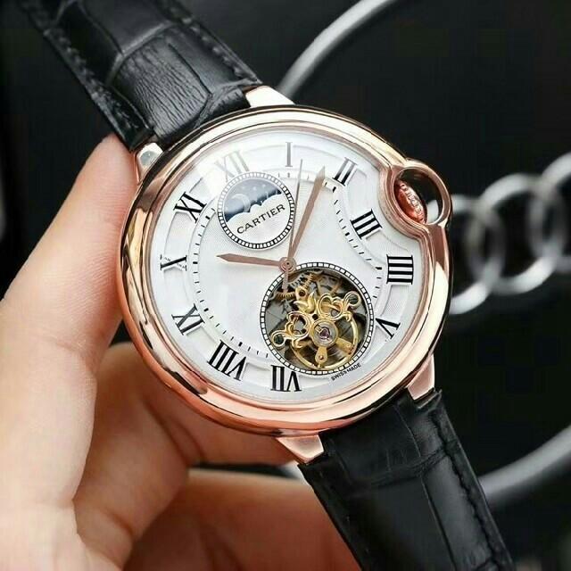 モーリス・ラクロアコピー即日発送 、 Cartier - 新品自動巻き Cartier カルティエ 100m防水 メンズ 腕時計の通販 by kheiry_0722's shop|カルティエならラクマ
