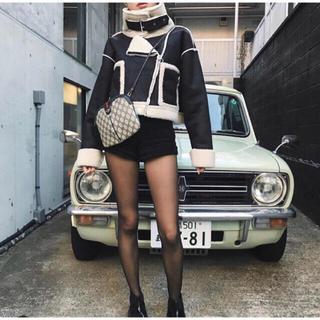 シールームリン(SeaRoomlynn)のjuemi mouton short jacket  (ムートンコート)