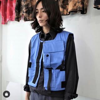 アンユーズド(UNUSED)のBritish Military Body Armour Vest (ベスト)