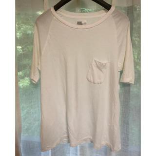 ヤエカ(YAECA)のYAECA ティシャツ(Tシャツ(半袖/袖なし))
