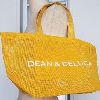 Dean Deluca Dean Delucaイエローメッシュトートバッグs新品の通販 By My Sense My Room S Shop ディーンアンドデルーカならラクマ