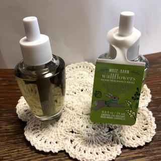 バスアンドボディーワークス(Bath & Body Works)のwallflowers  Home fragrance refills(アロマオイル)
