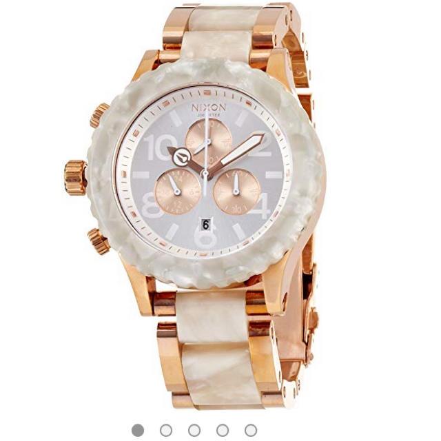 ヴァシュロン・コンスタンタン時計スーパーコピー女性 - NIXON - 【美品】正規品★購入 NIXON(ニクソン) ゴールド ブランド腕時計の通販 by naomari-shop|ニクソンならラクマ