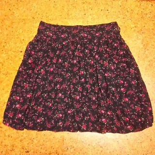 ローリーズファーム(LOWRYS FARM)のローリーズファーム 小花柄ミニスカート(ミニスカート)
