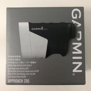 ガーミン(GARMIN)のガーミン アプローチ Z80(その他)