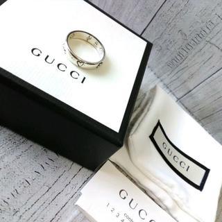 グッチ(Gucci)のGUCCI リング 指輪 20号(リング(指輪))