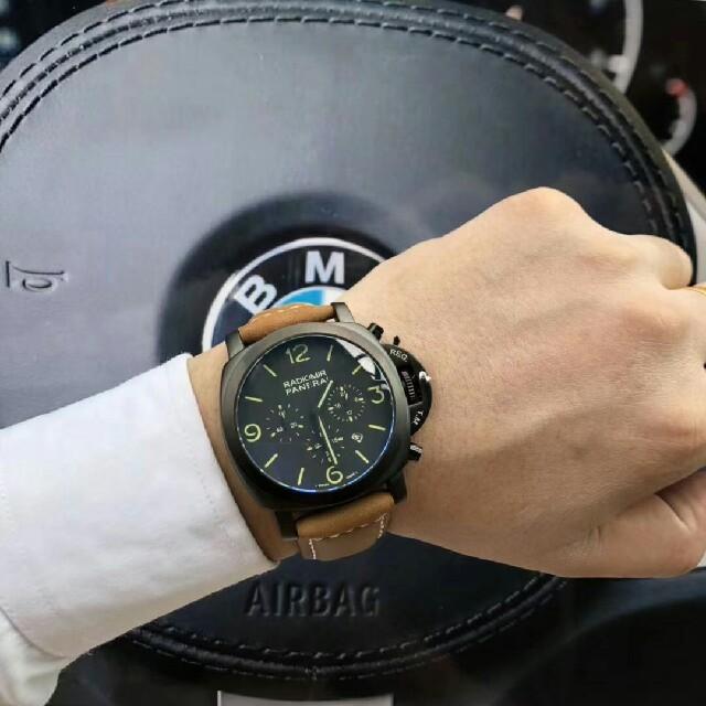 クロム ハーツ ゴールド ピアス - PANERAI - PANERAI パネライタイプ 腕時計の通販 by 米田's shop|パネライならラクマ