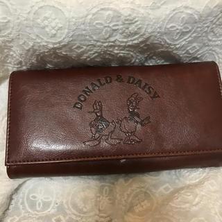 ディズニー(Disney)のドナルド サイフ(長財布)