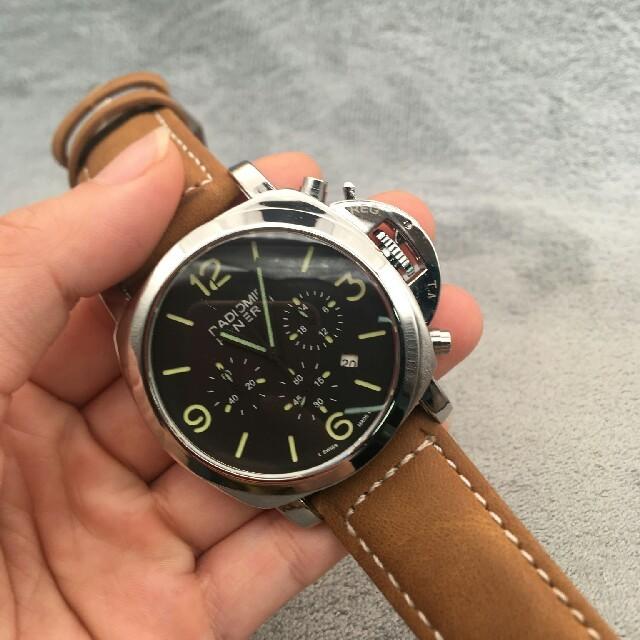 モーリス・ラクロア時計スーパーコピーs級 / PANERAI - PANERAI パネライタイプ 腕時計の通販 by 米田's shop|パネライならラクマ