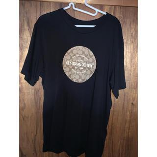 コーチ(COACH)のcoach ロゴTシャツ(Tシャツ/カットソー(半袖/袖なし))