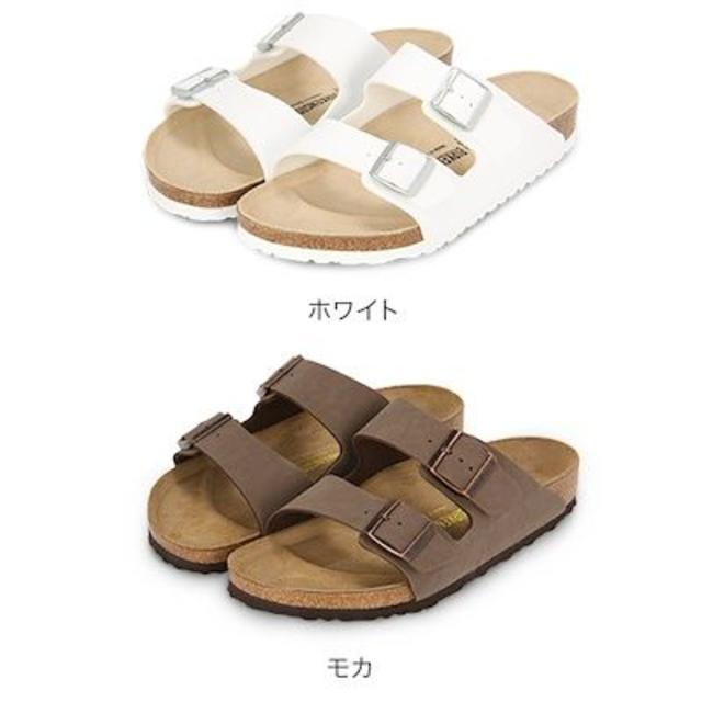 BIRKENSTOCK(ビルケンシュトック)のビルケンシュトック サンダル アリゾナ 新品 レディースの靴/シューズ(サンダル)の商品写真