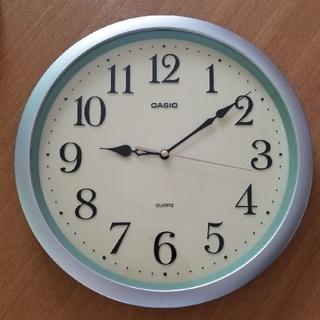 カシオ(CASIO)のCASIO 壁時計(掛時計/柱時計)