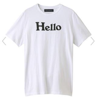 マディソンブルー(MADISONBLUE)の新品未使用!早いもの勝ち!再予約も完売マディソンブルーTシャツ01size♪(シャツ/ブラウス(長袖/七分))