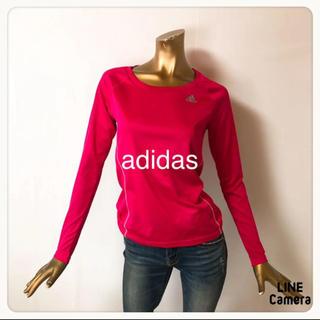 adidas - ☘T1183☘adidas スポーツ 長袖 トップス M