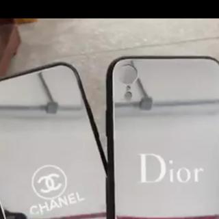 ディオール(Dior)のDIORアイフォン   ケース xs  ノベルティー ミラーになっていておしゃ(iPhoneケース)