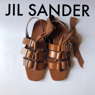 ジルサンダー(Jil Sander)のジルサンダー JIL SANDER サンダル(サンダル)