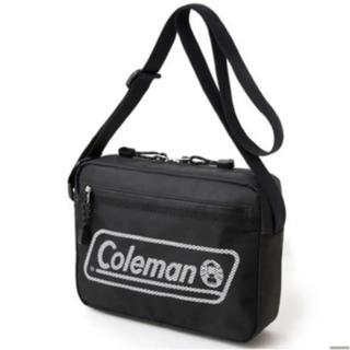 コールマン(Coleman)の新品 コールマン ショルダーバッグ ブラック ☆ ショルダー ムック(ショルダーバッグ)