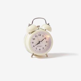フォクシー(FOXEY)のfoxey ノベルティ 目覚まし時計  未開封  ウェイクアップクロック(ノベルティグッズ)