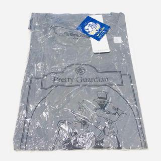 セーラームーン(セーラームーン)のセーラームーン Tシャツ GU 大型店限定販売 シルエット グレー L(Tシャツ(半袖/袖なし))