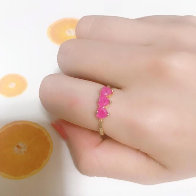 モカトーキョー リング レディースのアクセサリー(リング(指輪))の商品写真