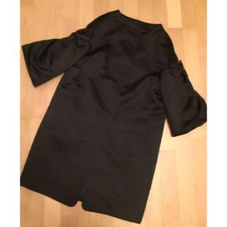 ストロベリーフィールズ(STRAWBERRY-FIELDS)のストロベリーフィールズ 7分丈 デザインコート(その他)