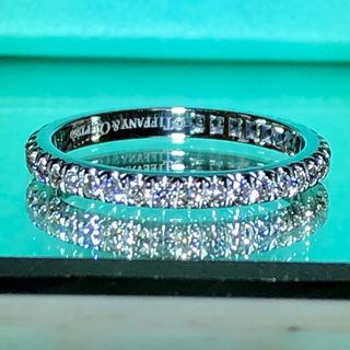 ティファニー(Tiffany & Co.)の限定値下げ!ティファニー  ソレスト フルサークル ダイヤ リング!(リング(指輪))