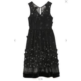 リリーブラウン(Lily Brown)のリリーブラウン  キャンディストック ドレス(ミディアムドレス)