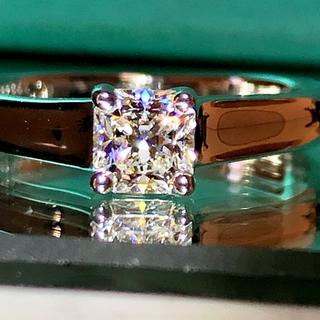 ティファニー(Tiffany & Co.)のお値下げ!ティファニー ルシダ ダイヤ リング 0.4ct!(リング(指輪))