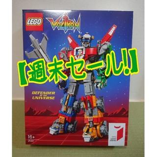 レゴ(Lego)の【セット割有り】 レゴ(LEGO) ヴォルトロン 21311(その他)